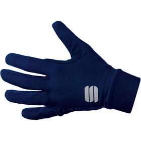 Sportful No Rain Guantes largos, italy blue